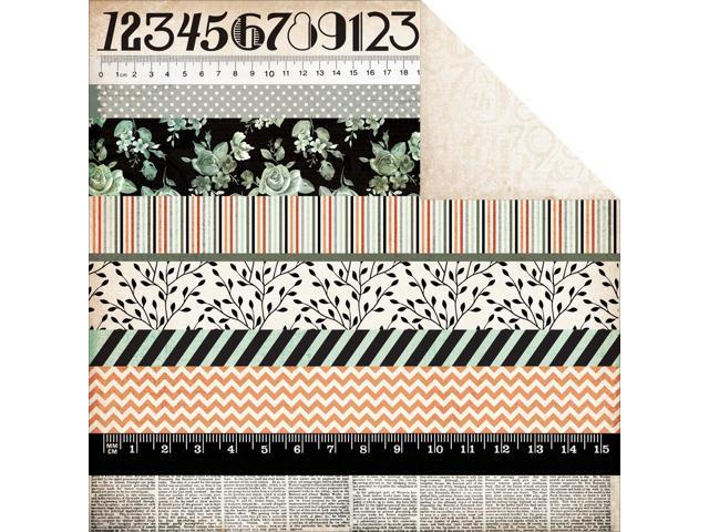 Mister Fox Double-Sided Cardstock 12