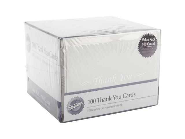 Thank You Cards 100/Pkg-