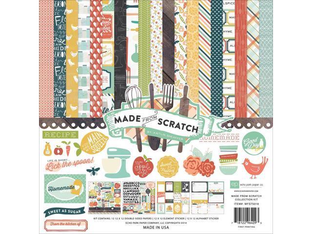 Echo Park Collection Kit 12