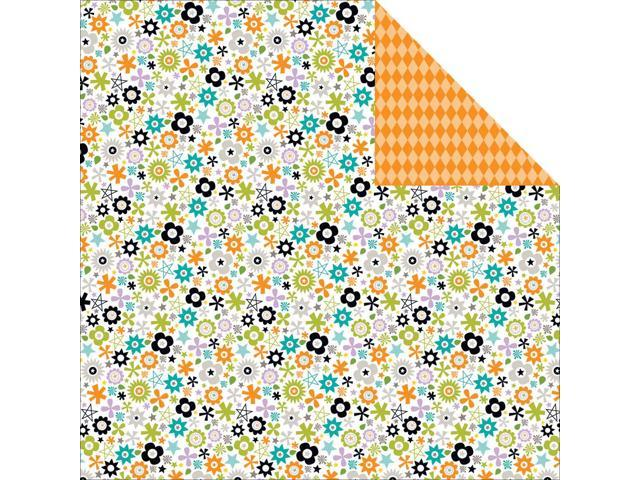 Halloween Magic Double-Sided Cardstock 12