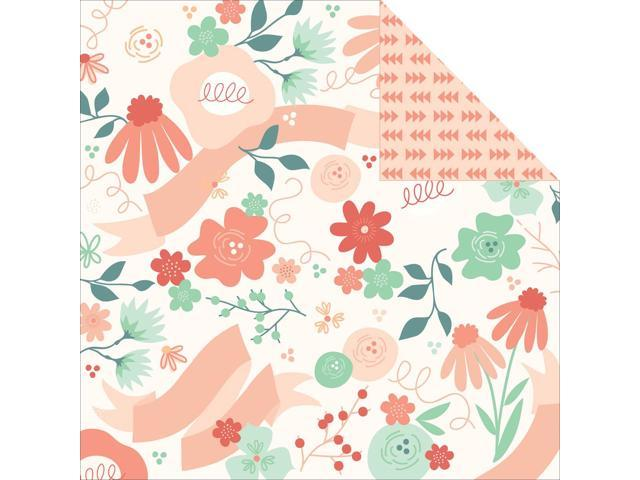 On Trend Double-Sided Cardstock 12