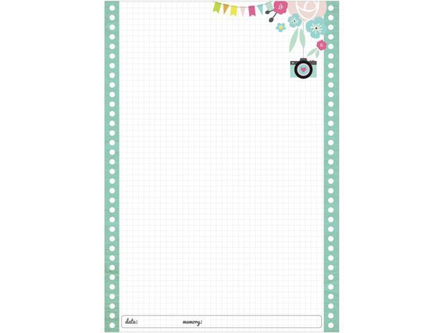 Happy Snaps Die-Cut Cardstock 8