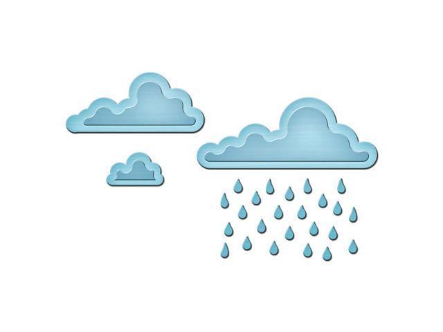Spellbinders Shapeabilities In'spire Die-Rainy Day