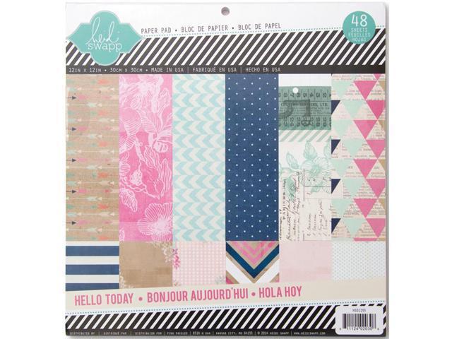 Heidi Swapp Paper Pad 12