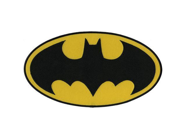 Patch - DC Comic - Batman Oversize Iron On 8