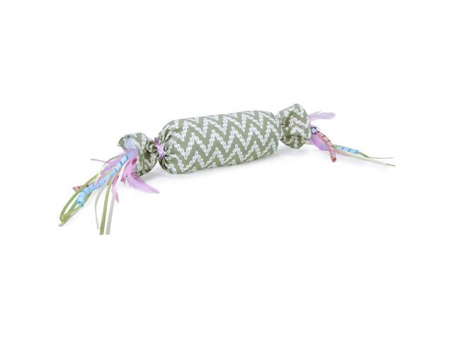 Loved Ones Catnip Kick Candy Cat Toy-Green