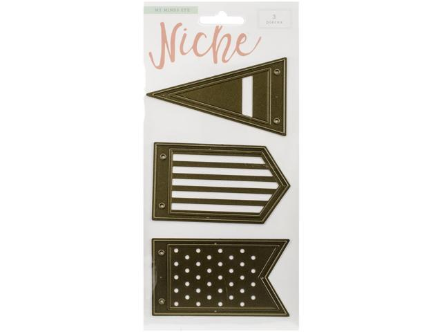 Niche Cut & Emboss Dies-Party Time