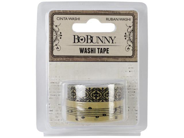 Bobunny Kraft Washi Tape-