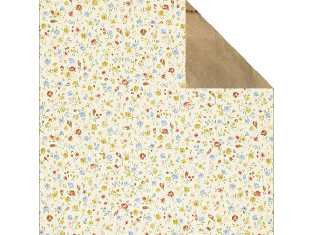 Teddy Bears Picnic Double-Sided Cardstock 12