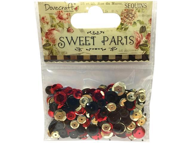 Sweet Paris Beveled Sequins-