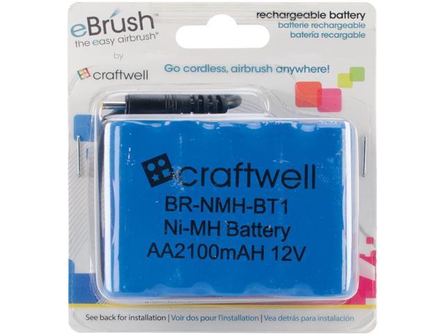 Craftwell BRNMHBT1 eBrush Rechargeable Battery-