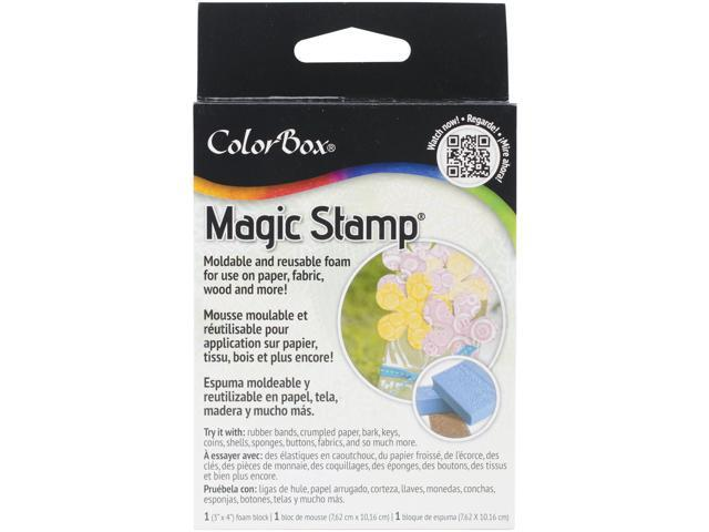 Magic Stamp-Single Block