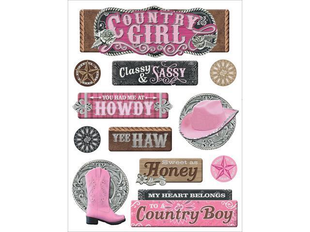 Chipoxy Sticker -Country Girl