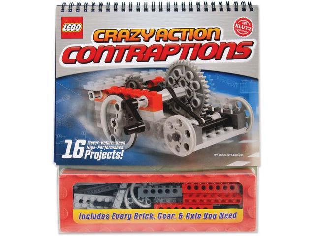 Klutz Book Kit - Lego Contraptions