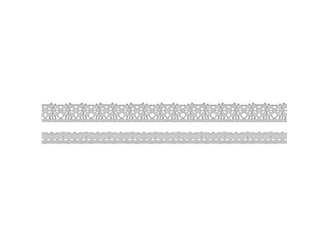Idea-Ology Trimmings 2/Pkg-Lace .375