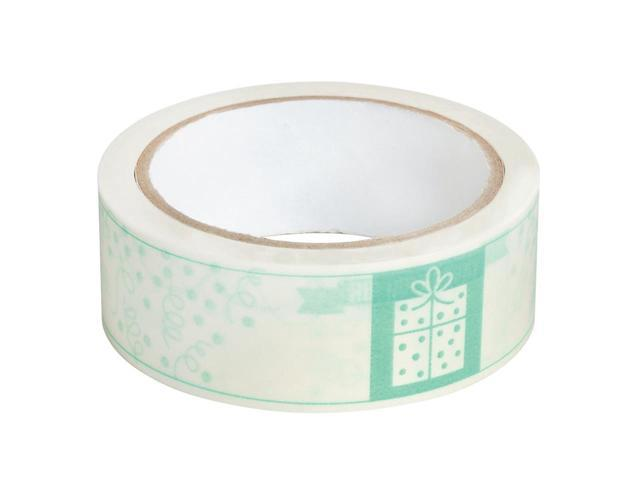 Self-Adhesive Washi Wraps 3 Styles/62' Roll-Party