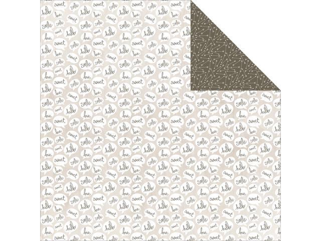 Bow & Arrow Double-Sided Cardstock 12