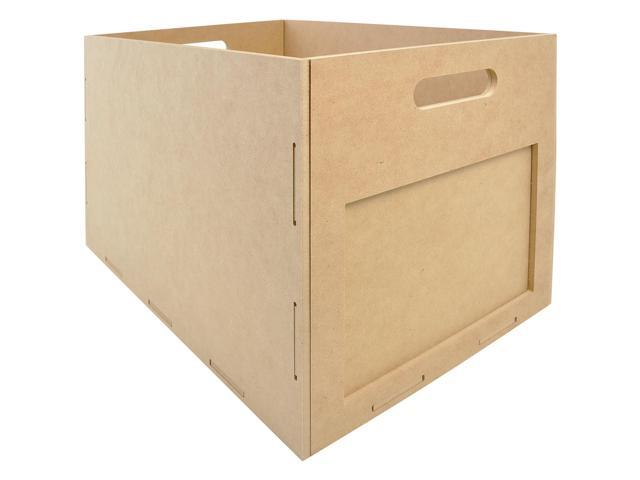 Beyond The Page Mdf Large Utility Box-11