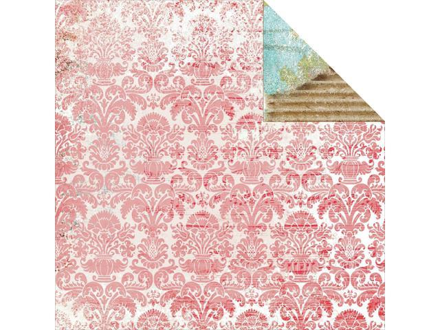 Kaleidoscope Double-Sided Cardstock 12