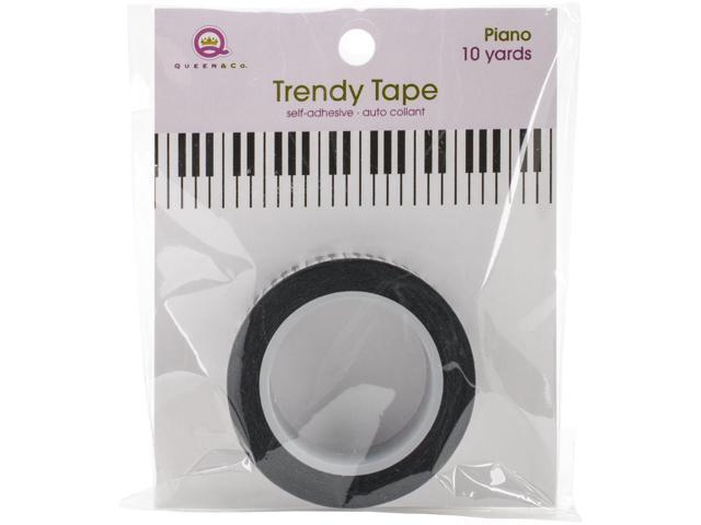 Queen & Co. Trendy Tape-Piano Keyboard