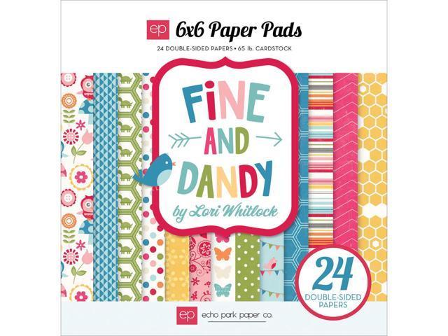 Echo Park Paper Pad 6