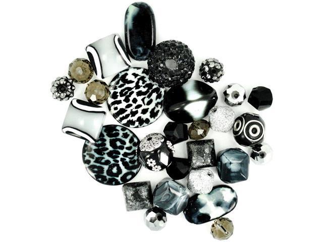 Inspirations Beads 50g-Midnight