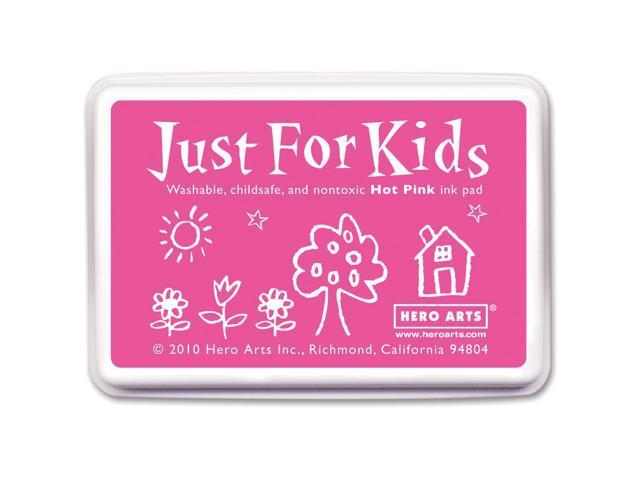 Hero Arts Just For Kids Inkpad-Hot Pink