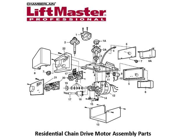 liftmaster 41d3058 universal replacement motor bracket assembly liftmaster 41d3058 universal replacement motor bracket assembly