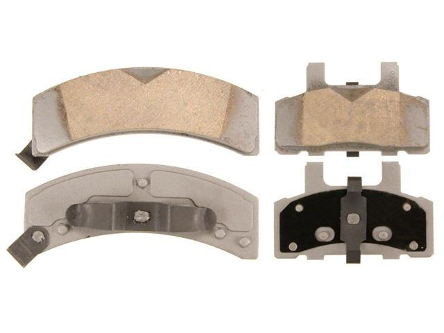 Wagner Qc369 Disc Brake Pad - Thermoquiet, Front
