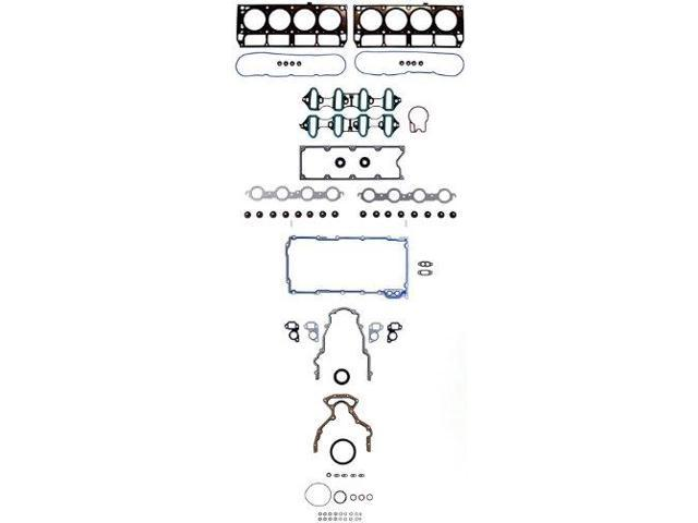 Sealed Power 260-1974 Engine Full Gasket Set - Kit Gasket Set