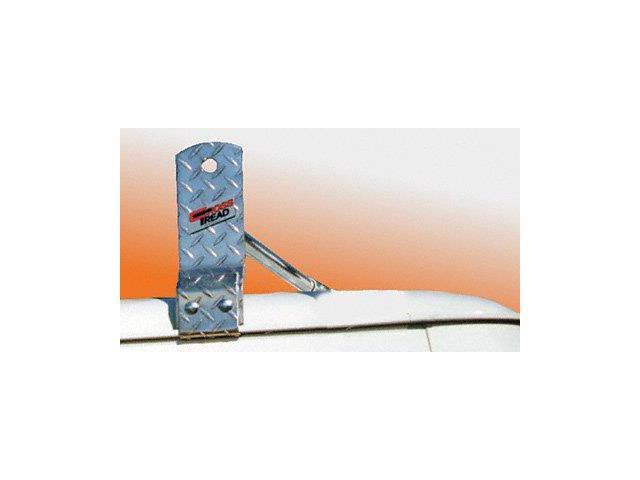 Cross Tread 64002 Van Rack Alum 400