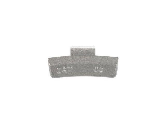 Wheel Weight, IAW Srs Coated, 50g, Pk 25