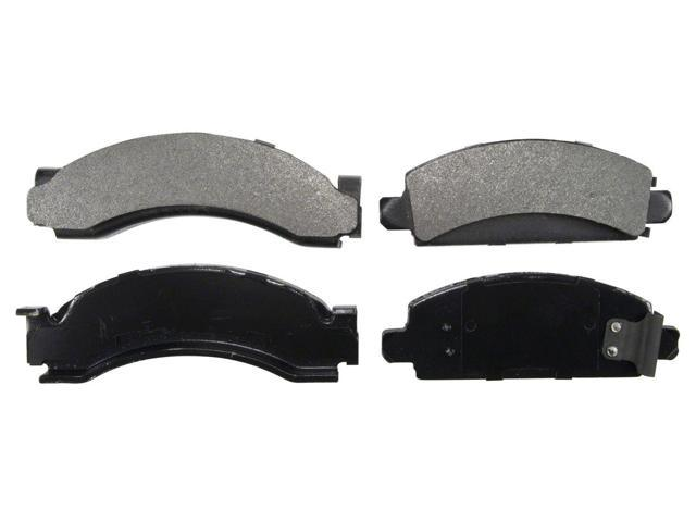 Wagner Sx149 Disc Brake Pad - Severeduty, Front, Rear
