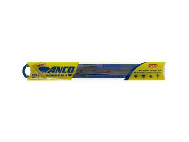Anco A-19-M Windshield Wiper Blade - Profile Wiper Blade Master-Pack