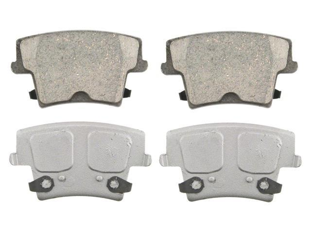 Wagner Pd1057 Disc Brake Pad - Thermoquiet, Rear