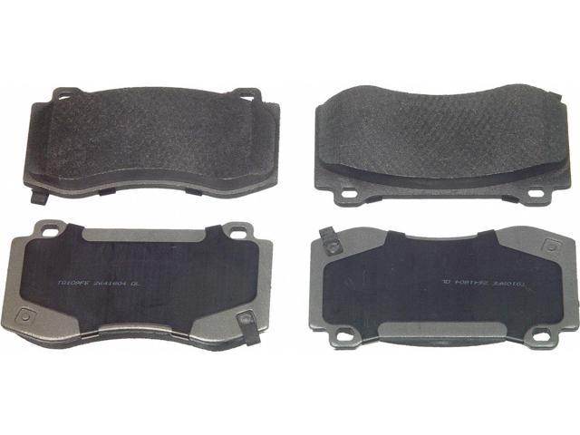 Wagner Mx1149 Disc Brake Pad - Thermoquiet, Front