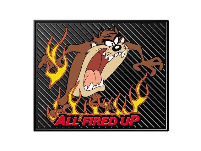 Plasticolor 001061R01 Taz All Fired Up Molded Utility Mat- 14