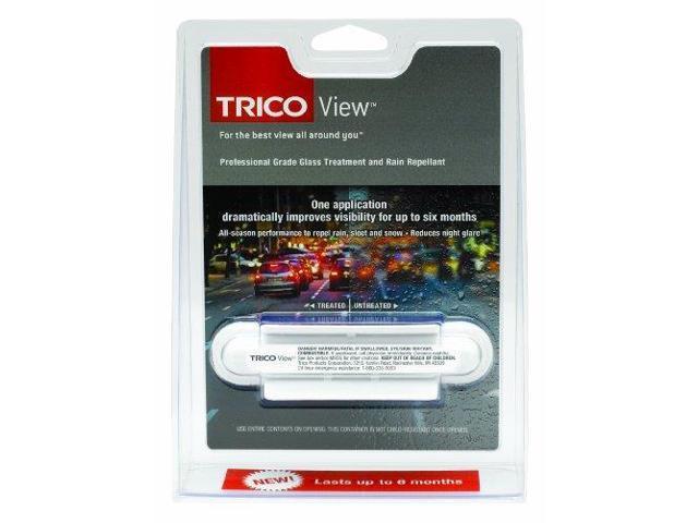 Trico 47100 View Glass Treatment And Rain Repellant