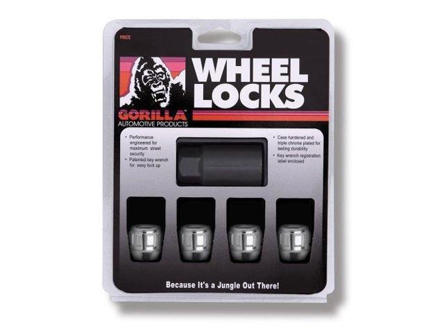 Gorilla Automotive 78681N Acorn Open End Wheel Locks (1/2