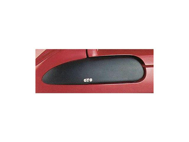Gt Styling Gt4166 Smoke Tail Light Cover - 4 Piece