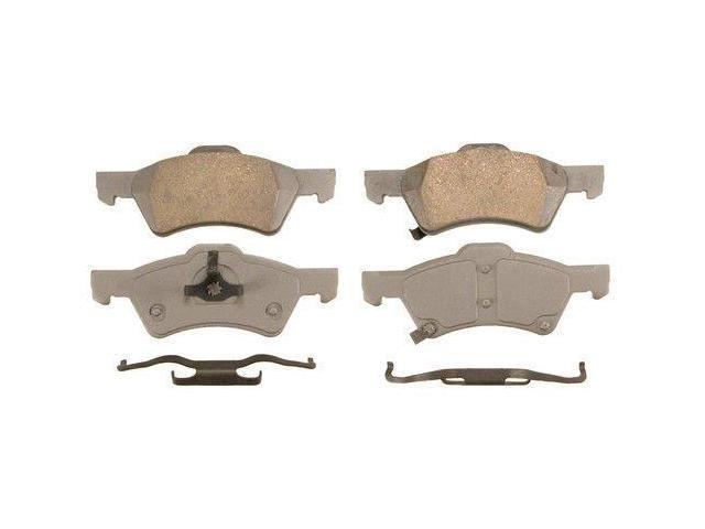Wagner QC857 Disc Brake Pad, Front