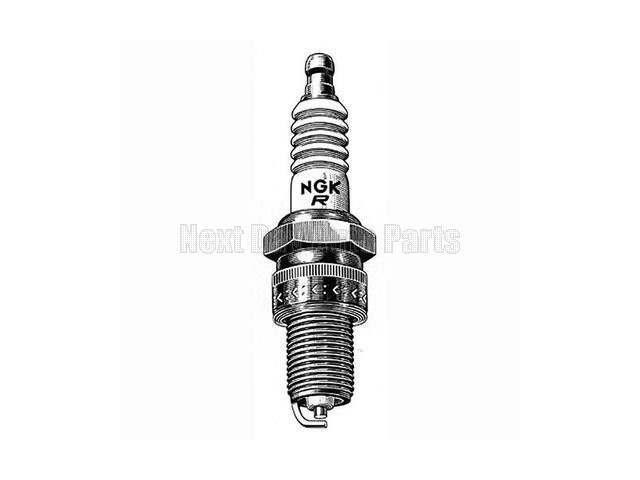Ngk 6376 Spark Plug - V-Power