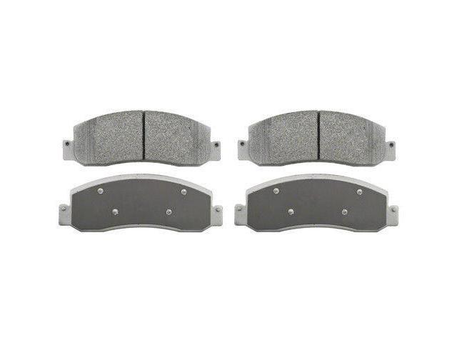 Wagner Mx1333 Disc Brake Pad - Thermoquiet