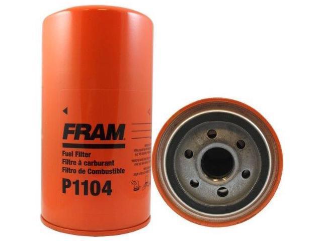 Fram P1104 Fuel Filter - Spin-On Heavy Duty