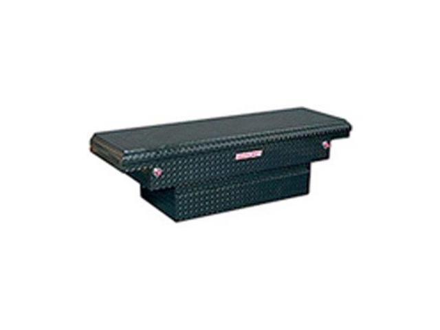 Weather Guard 131501 Aluminum Low Profile Saddle Box