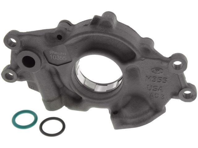 Melling 10355 Engine Oil Pump - Performance