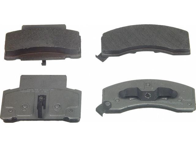 Wagner Mx459 Disc Brake Pad - Thermoquiet, Front