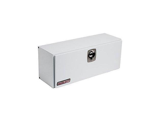 Topside Truck Box, White ,Weather Guard, 246-3-02