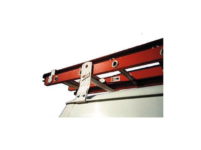 Cross Tread 86003 Van Rack 2 Bar Wht Gut