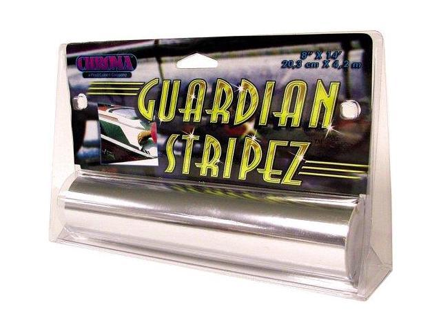 Chroma Graphics 11852 Chrome Guardian Stripe